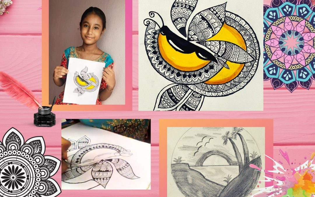 Art Contests 2021 – Grade 6 to 9