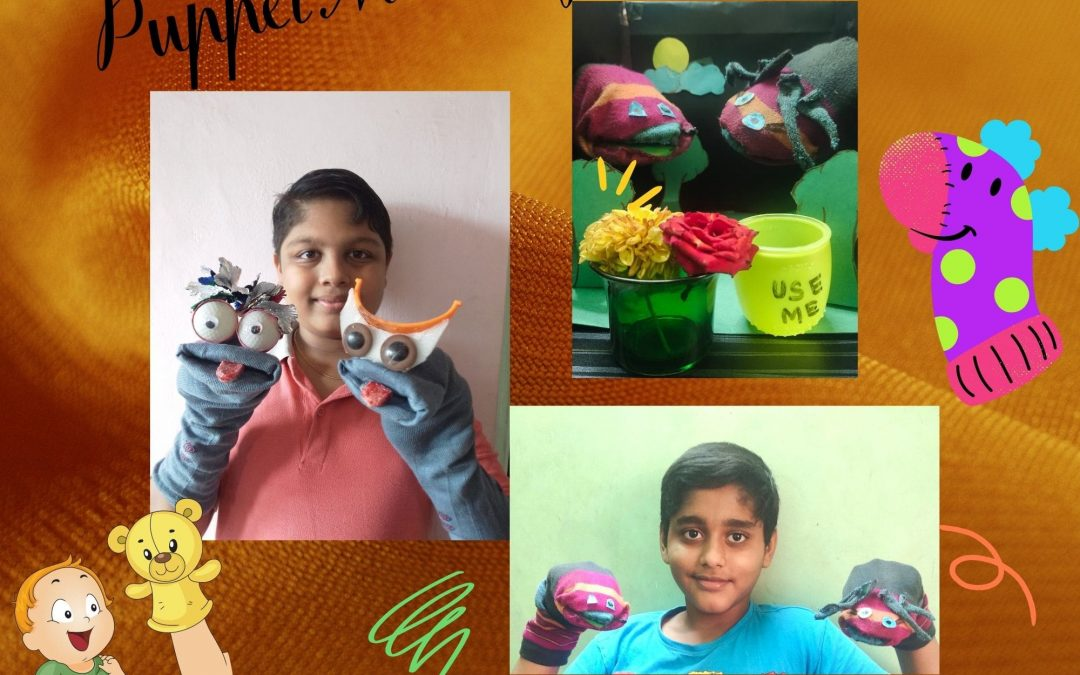 Puppet Making Grade 6