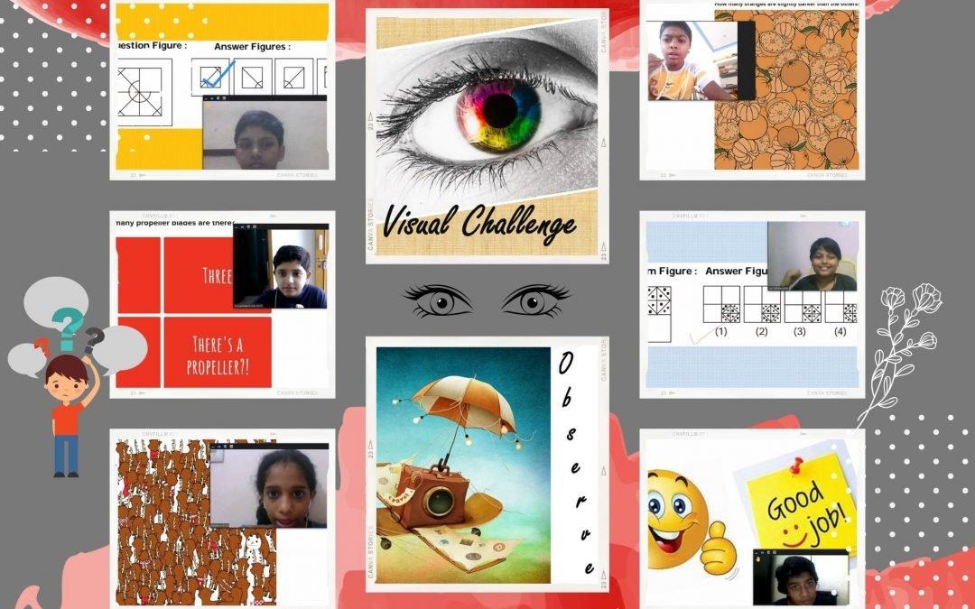 Visual Recall – Grade 6