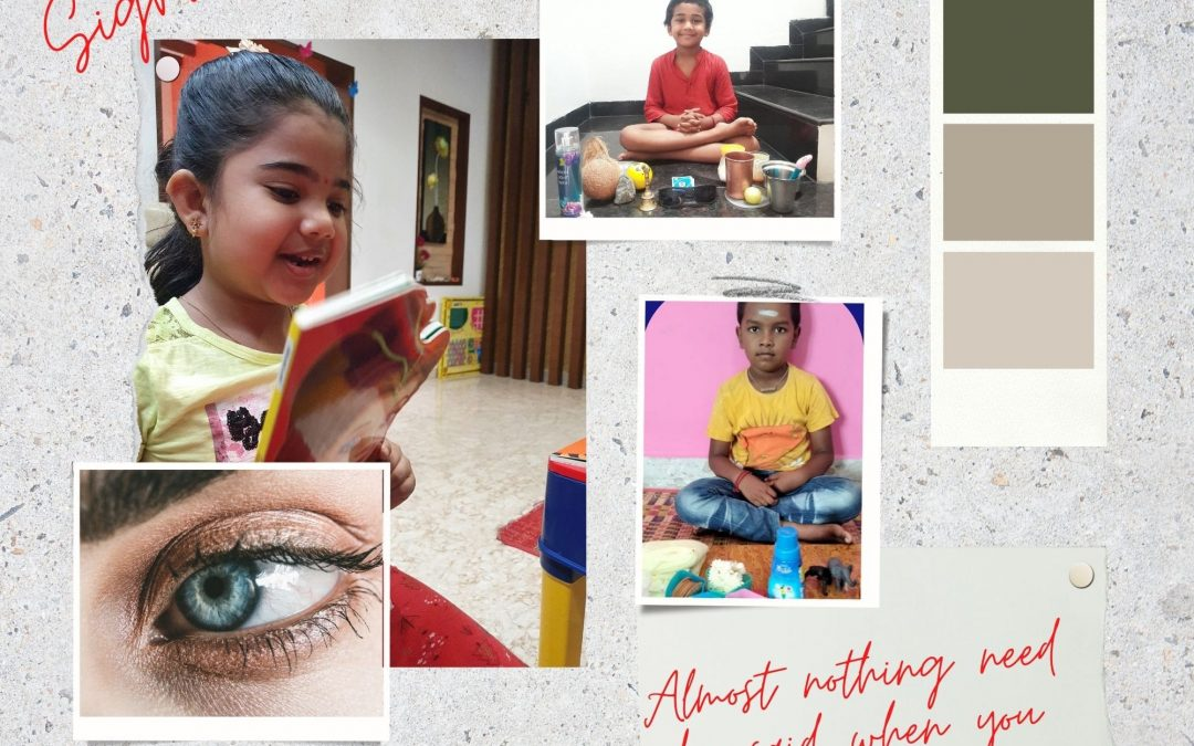 Five Senses – Grade 1 Science Activity