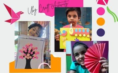 Kindergarten Origami – UKG